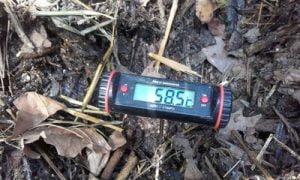 termometro de compost