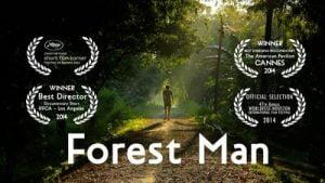 documental el hombre bosque