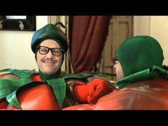 cortometraje dos tomates dos destinoss