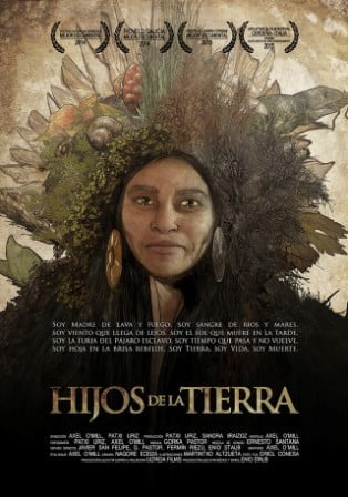 cartel documental hijos de la tierra