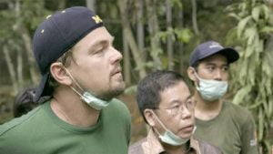 DiCaprio en el documental Antes de que sea tarde, Before the flood.