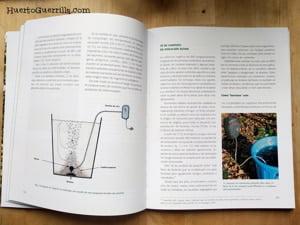 Fotos y dibujos del libro el huerta más natural.